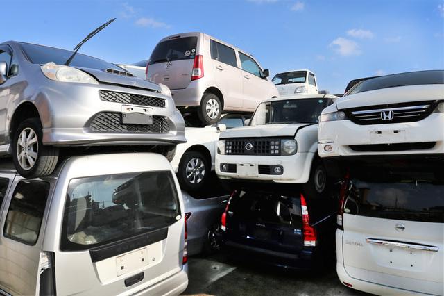 廃車と自動車税の返金について