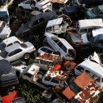 廃車買取後の車について